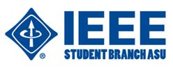IEEE student branch ASU logo